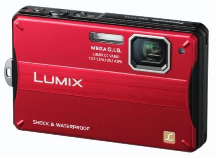 panasonic lumix dmc-ft10 3/4 red
