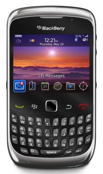 blackberry curve 3g fronte
