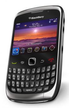 blackberry curve 3g 3/4