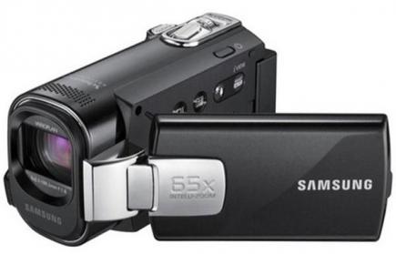 samsung smx-f40 3/4 aperta