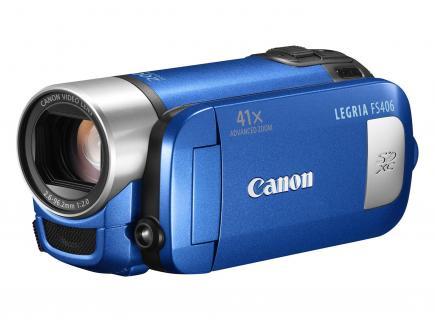 Canon LEGRIA FS406 - Immagine 1