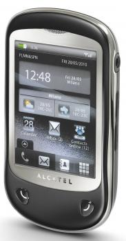alcatel one touch 710d 3/4 carbon