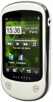 alcatel one touch 710d 3/4 sinistrachrome