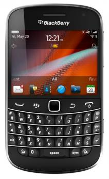 blackberry bold 9900 fronte