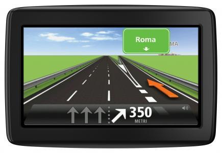 TomTom Start 25 Europe: Vista Frontale