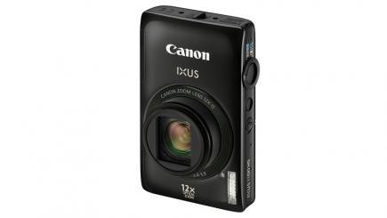 Canon IXUS 1100 HS: Vista Frontale 2