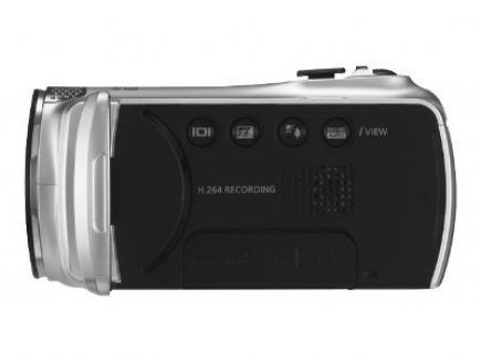 Samsung SMX-F50SP: Vista Laterale