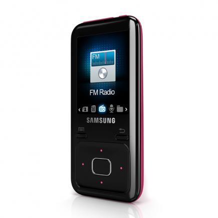 Samsung Z3: vista frontale sinistra