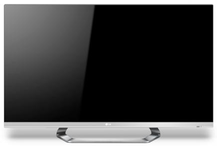 LG 55LM670S: vista frontale