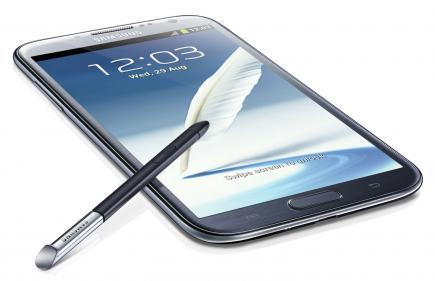 samsung galaxy note 2 disteso black
