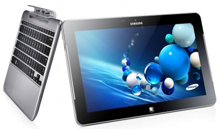 samsung ativ smart pc pro tablet e tastiera