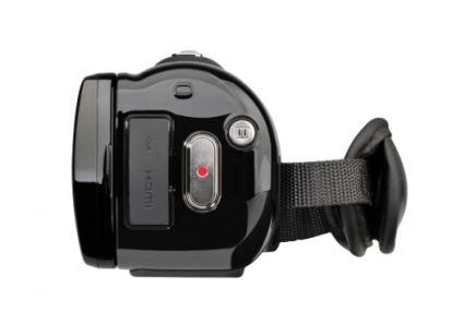 Toshiba Camileo X200: vista posteriore