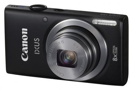 canon ixus 135 3/4 nera
