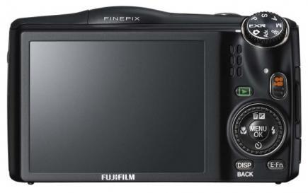 fujifilm finepix f850exr retro black