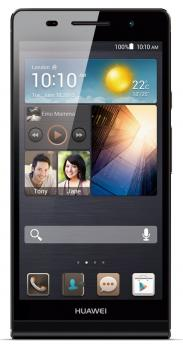 huawei ascend p6 fronte