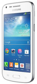 samsung galaxy core plus g350 3/4 white