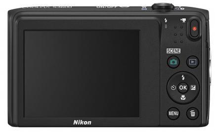 nikon coolpix s3600 retro