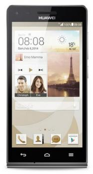 huawei ascend g6 fronte