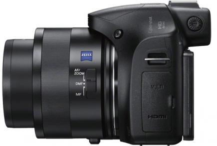 sony cyber-shot dsc-hx400v profilo
