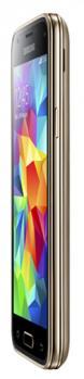 samsung galaxy s5 mini profilo gold