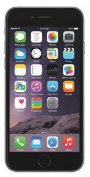 iPhone 6 Plus frontale black