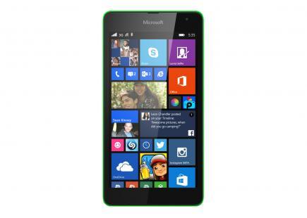 nokia lumia 535 display