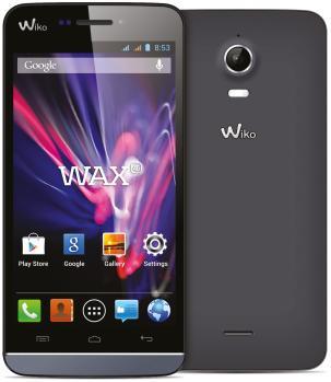 wiko wax display