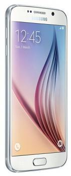 samsung galaxy s6 3/4 White Pearl