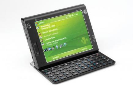 htc x7500 console