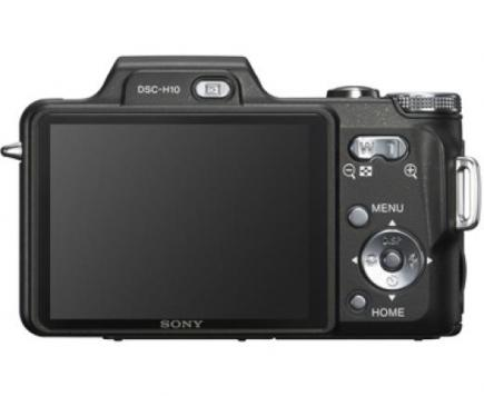 sony cyber shot dsc h10 retro