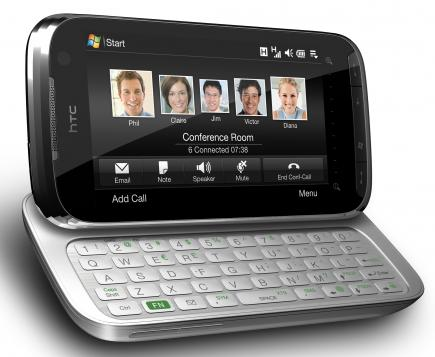 htc touch pro2 fronte