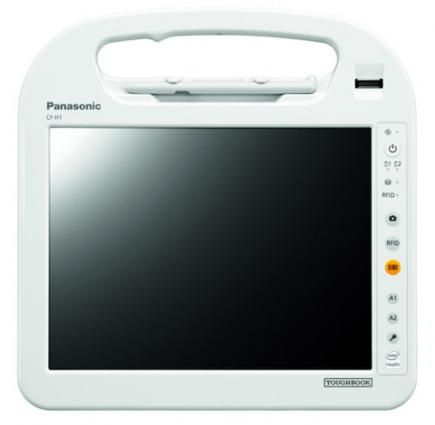 panasonic toughbook cf h1 fronte