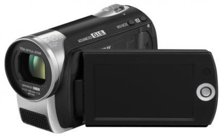 panasonic sdr s26 3/4 LCD