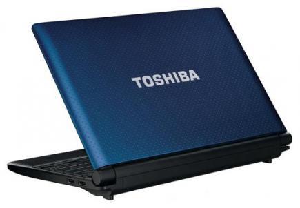 toshiba nb520 retro blu