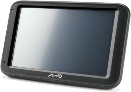 Mio Moov M610: Vista Frontale 1