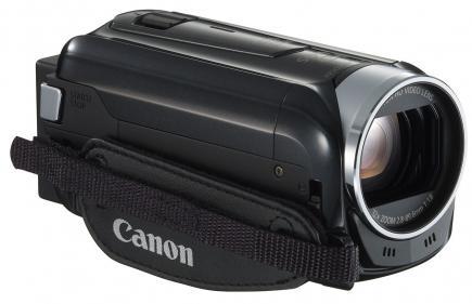 canon legria hf r46 lato black