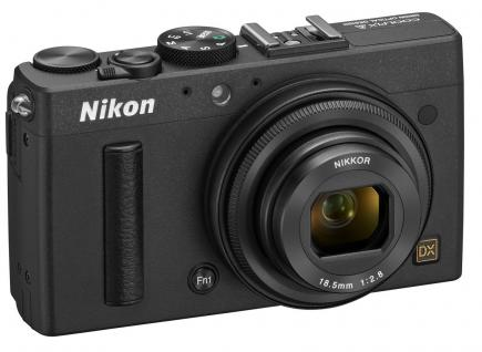 nikon coolpix a 3/4 black