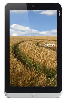 acer iconia W3-810 fronte verticale