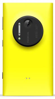 nokia lumia 1020 retro yellow