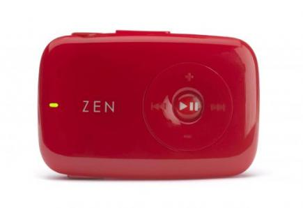 creative zen stone rosso