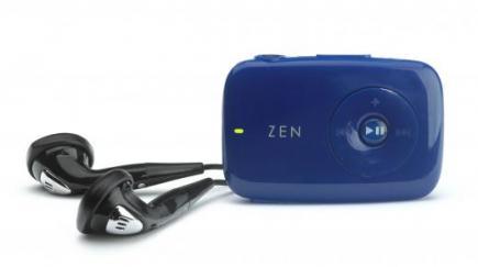 creative zen stone blu