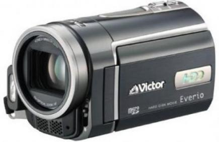 jvc gz mg740 3/4 front