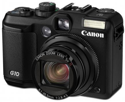 canon powershot g10 3/4