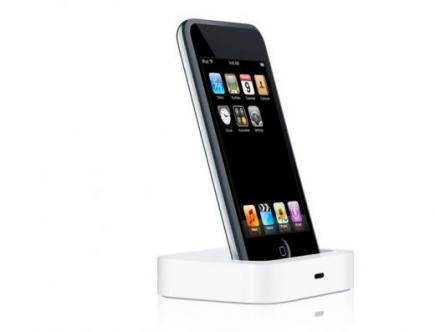 apple ipod touch lato verticale