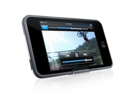 apple ipod touch lato orizzontale