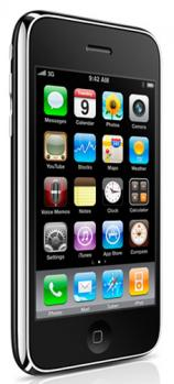apple iphone 3gs 3/4