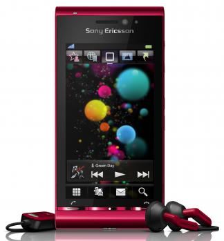 sony ericsson satio cuffie