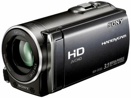 sony hdr-cx155e chiusa