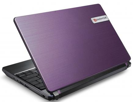 packard bell dot s retro purple