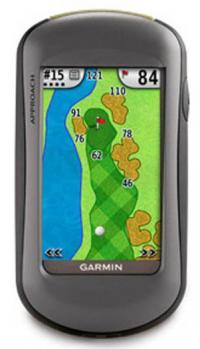 garmin approach g5 fronte